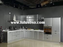 steel kitchen cabinet ebony wood harvest gold madison door stainless steel kitchen