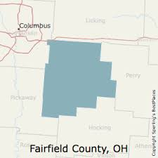 best places to live in fairfield county ohio