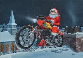 santa biker roof u0027 u0027 david man roof