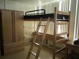 loft beds chic dorm loft bed inspirations modern furniture dorm