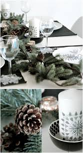 Commercial Christmas Table Decorations by 40 Rustic Christmas Decor Ideas You Can Build Yourself Diy U0026 Crafts