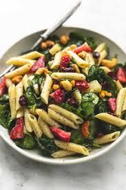 salad pasta strawberry spinach pasta salad with orange poppy seed dressing