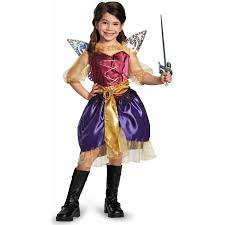 Kids Halloween Costumes Girls Tinker Bell Pirate Fairy Pirate Zarina Girls U0027 Child