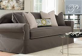 Sofa Slipcovers With Separate Cushions Premier Bahama Separate Seat Sofa Slipcovers Machine Washable