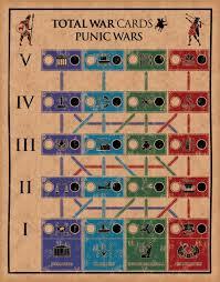 wars cards total war cards punic wars total war wiki