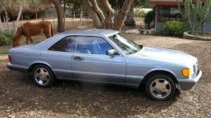 1986 mercedes 560 sec 1987 mercedes 560sec coupe f230 anaheim 2014