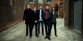 Hit The Floor Facebook - arkells helped me in the toilet at their intimate london gig htf