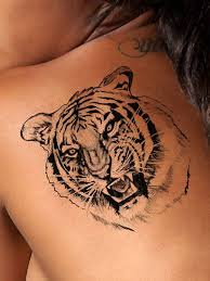 fierce tiger tattoo white tiger tattoo tiger tattoo and chest