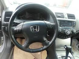 2005 Honda Accord Interior Honda Accord 2005 Model Autos Nigeria