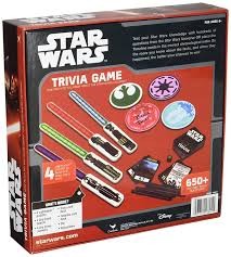 amazon com star wars trivia game toys u0026 games