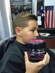 no gel boy haircut computer works gallery