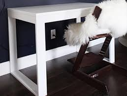 Ikea Desk Hack by Ikea Hack How To Build A White Desk With A Miter Saw And A Kreg Jig
