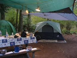 Camping In The Backyard 10 Tips For Camping In The Rain Rain Camping And Outdoors