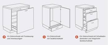 unterschrank k che 60 cm alle schranktypen für die küche modelle varianten