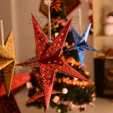 halloween paper products christmas star paper promotion shop for promotional christmas star