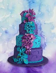 413 best wedding cakes purple indian weddings magazine images on