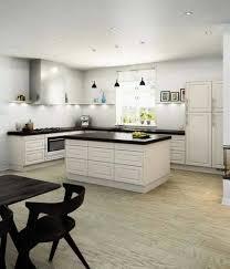 cuisine blanche ikea cuisine blanche ikea cuisine blanche comptoir noir laquee et bois