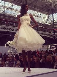 prom style wedding dress national wedding show dresses 2014