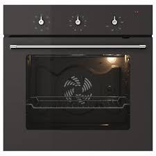 tjänlig forced air oven dark grey ikea