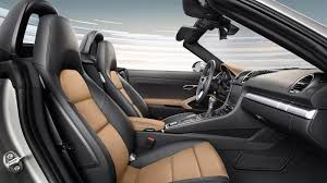 porsche interior 2016 2016 porsche boxter new car reviews