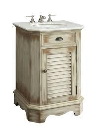 adelina 24 inch cottage antique finish bathroom vanity