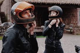 motorcycle riding clothes riding gear hedon heroine helmet return of the cafe racers
