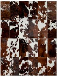 custom authentic patchwork cowhide rugs for sale