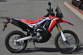 honda crf250l rally the honda shop