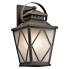 hayman bay 1 light large outdoor lantern oz oz