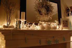 fireplace christmas decoration ideas christmas lights decoration