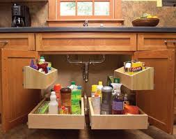 Best  Under Kitchen Sink Storage Ideas On Pinterest Bathroom - Kitchen sink cupboards
