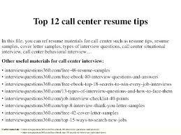 resume resume exles call center resume sle skywaitress co