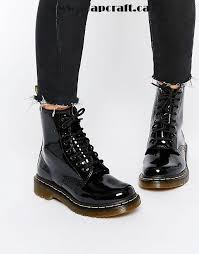 s shoes and boots canada black patent shoes dr martens black patent