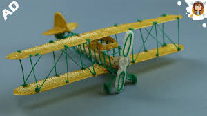 3d paper model airplanes print outs how to make an airplane 3d pen youtube