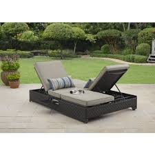 Double Chaise Lounge Cover Walmart Patio Lounge Furniture Home Outdoor Decoration