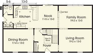 4 bedroom floor plans 2 house plan 2224 kingstree floor plan traditional 1 12 4