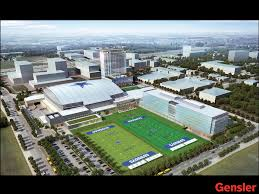 dallas cowboys photos the latest construction images of the star