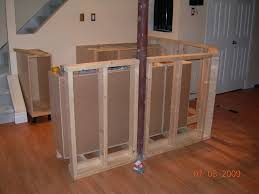 Building A Bar With Kitchen Cabinets Basement Bar Dimensions Plans Basement Decoration