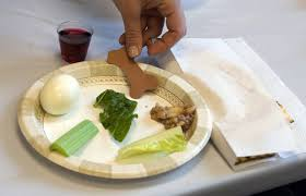 bitter herbs on seder plate passover celebrations reflect the times orange county register