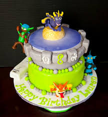79 best skylanders cakes and cupcakes images on pinterest