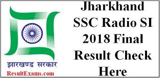 si e social cnp assurances jharkhand ssc radio si 2018 result check here all results and