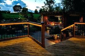 low voltage strip lighting outdoor outdoor deck lights mozano info