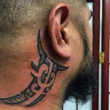 tribal neck design