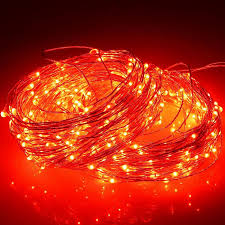 Led Wire String Lights by 30m 300 Led Outdoor Christmas Fairy Lights Warm White Copper Wire