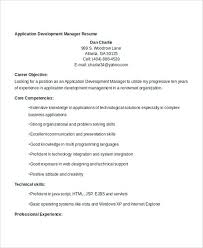 business development manager resumes professional manager resume