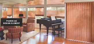 pianos as design element u2013 ideas by aero drapery u0026 blind in little