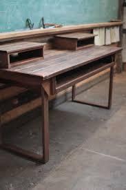 Studio Trends 46 Desk Dimensions wood studio desk for composer producer engineer recording