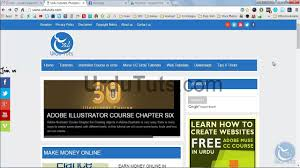 web design software tutorial psd to html5 banner using google web designer urdu tutorial video