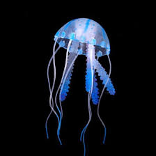amazon com generic glowing effect artificial fake jellyfish for