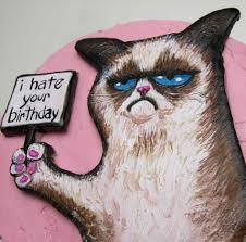happy birthday grumpy cat litter box geborneo club geborneo club